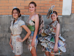 Kirwan High Design Students Very Fashionable