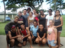 Indigenous Young Leaders Camp